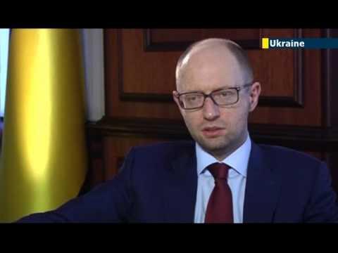 Putin seeks to 'resurrect' Soviet Union: Ukrainian PM warns world of Kremlin imperial ambitions