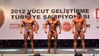 100 kg Turkey Body Building Championship Final