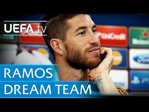 Spain and Real Madrid star reveals his dream five-a-side line-up to UEFA.com. Who would be in your team? Subscribe: http://www.youtube.com/subs... Facebook: https://www.facebook.com/ue......