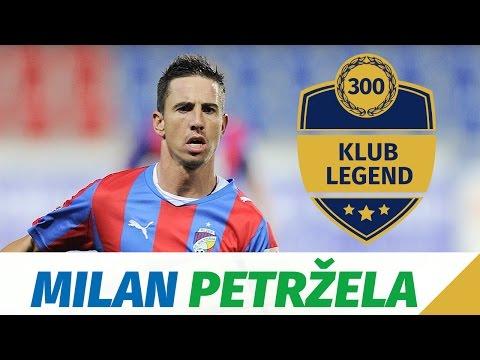 Milan Petržela v Klubu legend