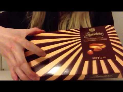 Kras Bajadera Chocolate Bajadera Nougat Chocolate
