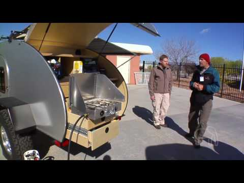 Overland Expo Interview with Mario Donovan of Adventure Trailers - Part 2
