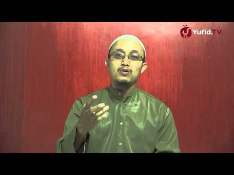 Ceramah Singkat : Tolak Ukur Orang Yang Dicintai Allah - Ustadz Aris Munandar