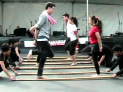 Michael Jackson Tinikling video