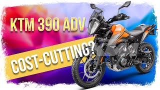 TOO CHEAP? The 2020 KTM 390 ADVENTURE Walkaround, Specs and Preview