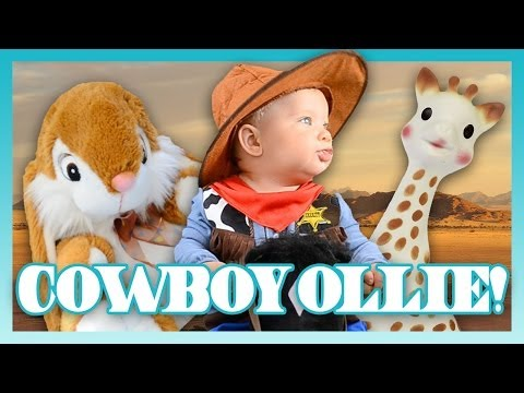 COWBOY OLLIE! | Look Who s Vlogging: Daily Bumps (Episode 9)