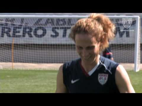 Kristine Lilly Tribute