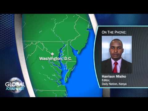 Global Journalist Radio: Al Shabaab in Kenya