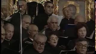 Dr. Solon J. Hadjisolomos - Megali Evdomada Byzantine Hymns
