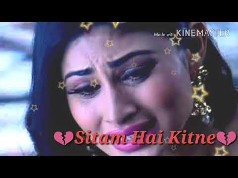 Ek Masoom Dil hai aur Sitam Hai Kitne song_whatsapp status video