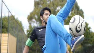 Syed Muktasid (Super Syed) - Amazing Bangladeshi Football Freestyle Skills