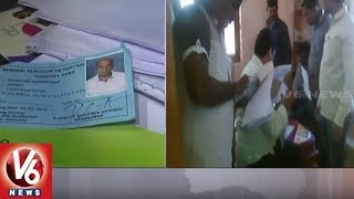 ACB Raids Bhanswada Irrigation DE Sravan Kumar Residences