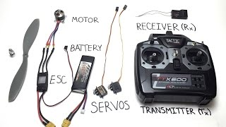 RC Electronics for Noobs