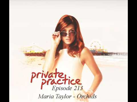 Maria Taylor - Orchids