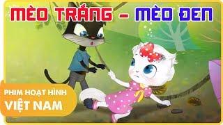 Mèo Trắng - Mèo Mun | Phim Hoạt Hình Việt Nam Hay