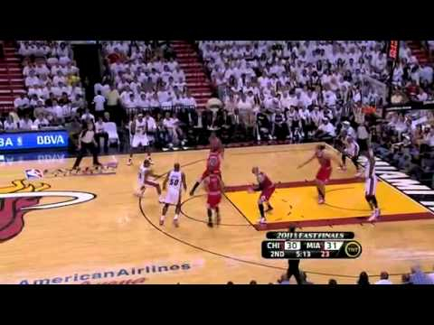 Miami Heat vs. Chicago Bulls Eastern Conference Finals Game 3 22052011.