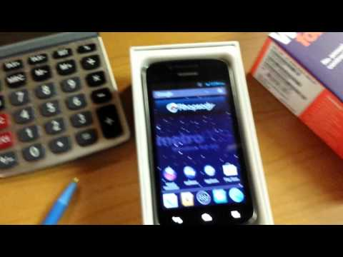Huawei Vitria simple review (metropcs)