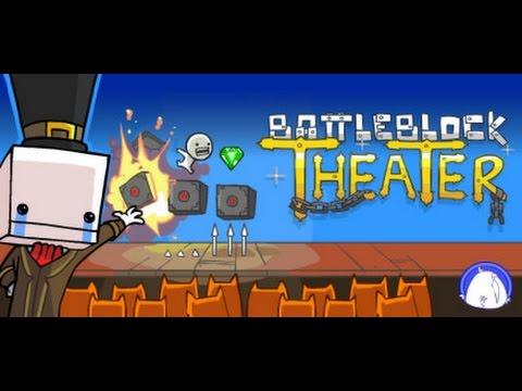 Battle Block Theater Co-op: Part 8 - Freedom keys!