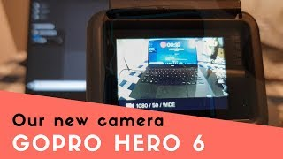 We get a new GoPro Camera!