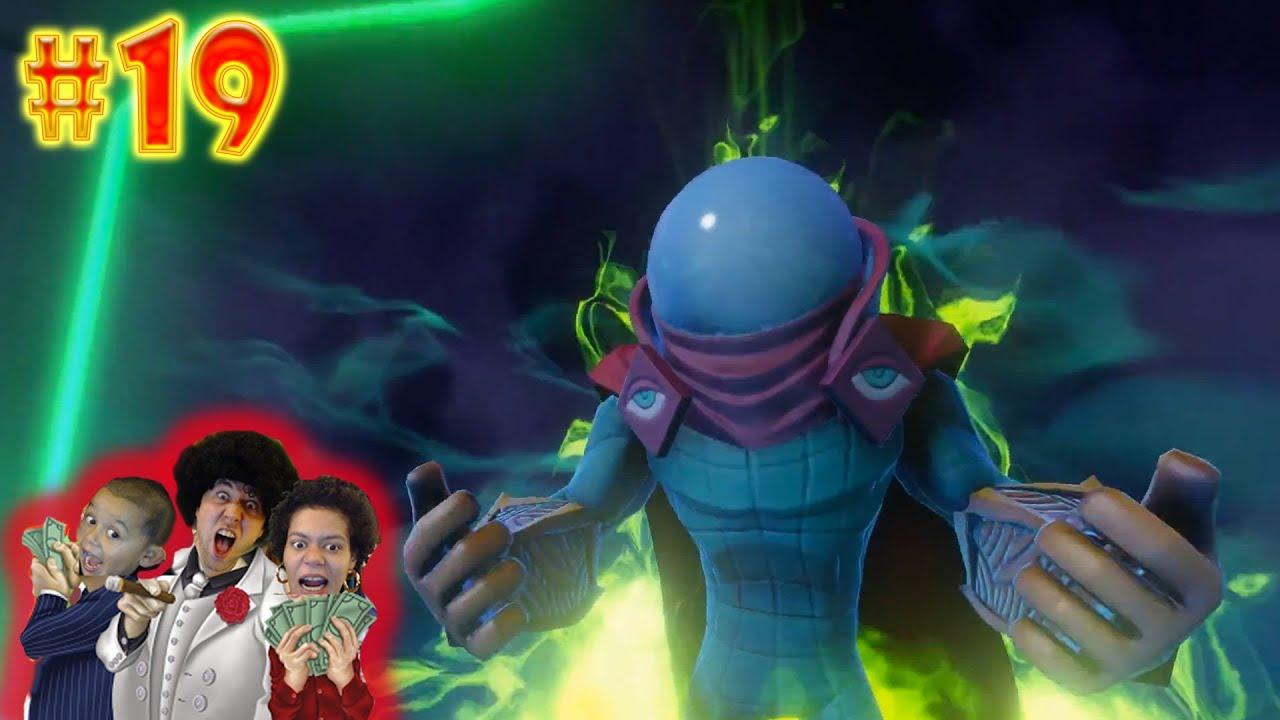 Disney Infinity 2 0 Marvel Super Heroes Co Op Gameplay
