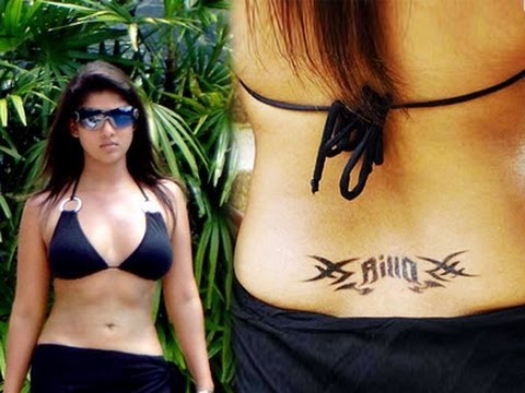 Nayantara's Guest role in Billa 2 !!