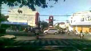 Alun Alun Tulungagung Jawa Timur Indonesia