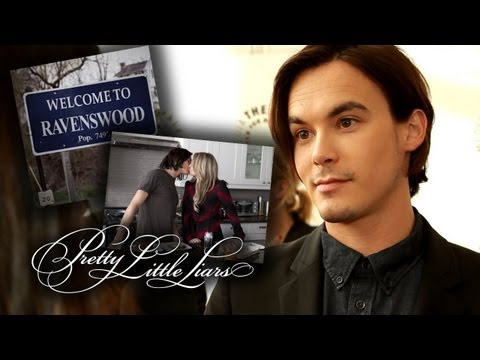 Tyler Blackburn Reveals Fate of Haleb &