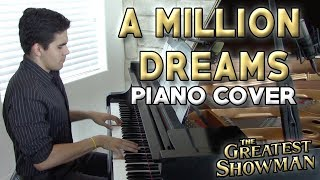 34 A Million Dreams 34 Piano The Greatest Showman George Vidal