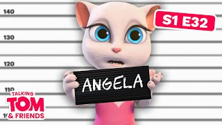 Talking Tom and Friends - Angela's Secret ( Season 1 Episode 32)