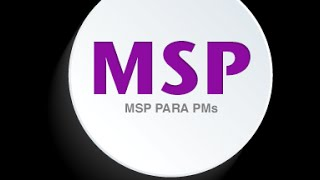 MSP para Project Managers (setup)