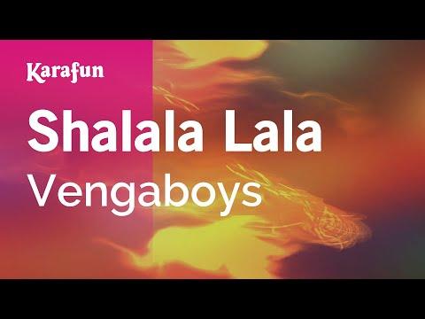 Karaoke Shalala Lala - Vengaboys * video
