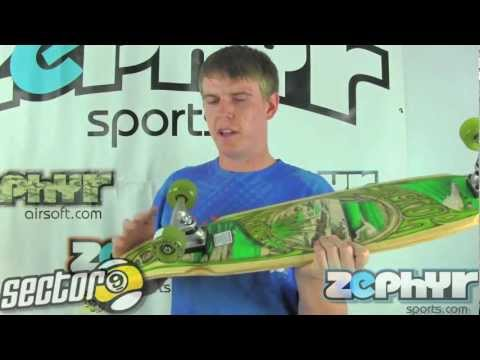 Sector 9 Bamboo Longboard Review