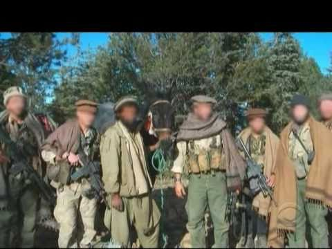 American and British special forces in Afghanistan
