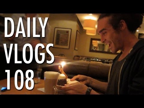 Bday Dinner with Jack & Finn | Louis Cole Daily Vlogs 108
