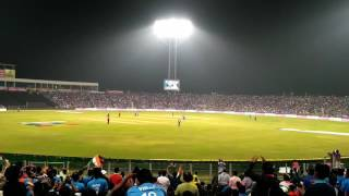 IND vs ENG 15 Jan 2017 first ODI highlight virat kohli 100