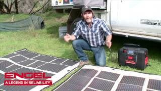 Engel's Solar Power options with Graham Cahill