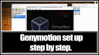Genymotion with Gaaps and ARM translation set up. (Step by step)