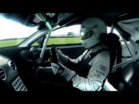 Bentley Continental GT3 Concept Racer – racetrack film HD