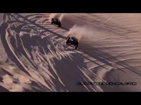 Dunetoberfest 2010 @ Imperial Sand Dunes, 1/5 Scale R/C Trucks, 62cc Hpi Baja