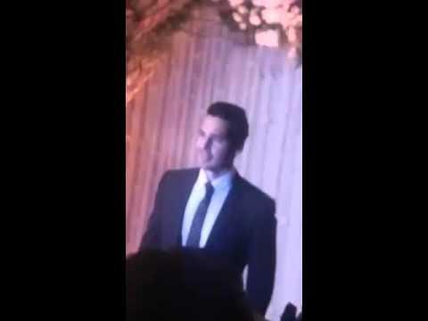Dino Morea at Bipasha's wedding reception | SpotboyE