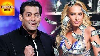 Salman Khan BLOWS OFF Money For Iulia Vantur? | Latest Gossip