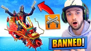 Should this been BANNED in Fortnite: Battle Royale...?