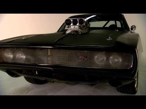 Rápidos y Furiosos 7 - Favourite Cars