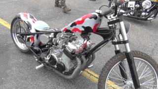 Back Street Chopper Smoke Out Rally #13 #8 Custom Motorcycles