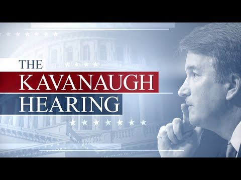 Watch Live: Brett Kavanaugh, Christine Blasey Ford Testify At Senate Hearing | NBC News thumbnail