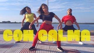 Daddy Yankee & Snow - CON CALMA | Coreografia @broopz