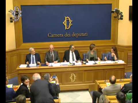 Roma - Conferenza stampa di Davide Attaguile (20.05.15)