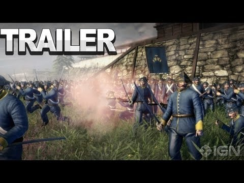 Shogun 2: Fall of the Samurai - Campaign Trailer