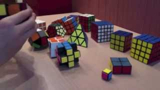 SOLVING ALL MY PUZZLES (15 DIFFRENT PUZZLES)