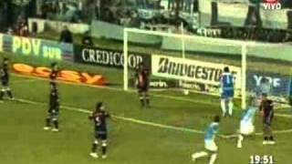 Goles - Colon 0 Racing 4 - Calusura 2011 - 13/03/2011